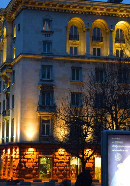 Архитектурно осветление