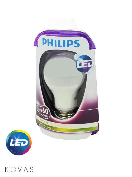 KVS-Philips-Blister-1x9-60W-E27