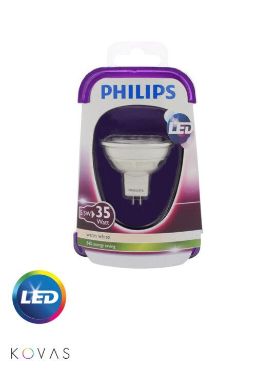 KVS-Philips-LED-spot-5.5-35W-blister1